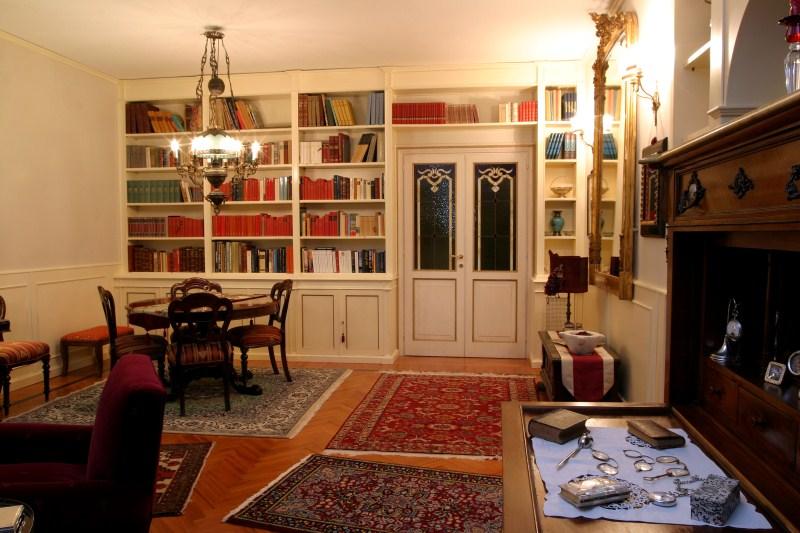 Libreria e parete3