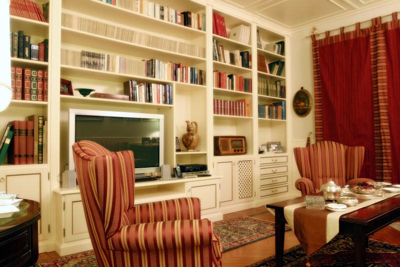 Libreria e parete5