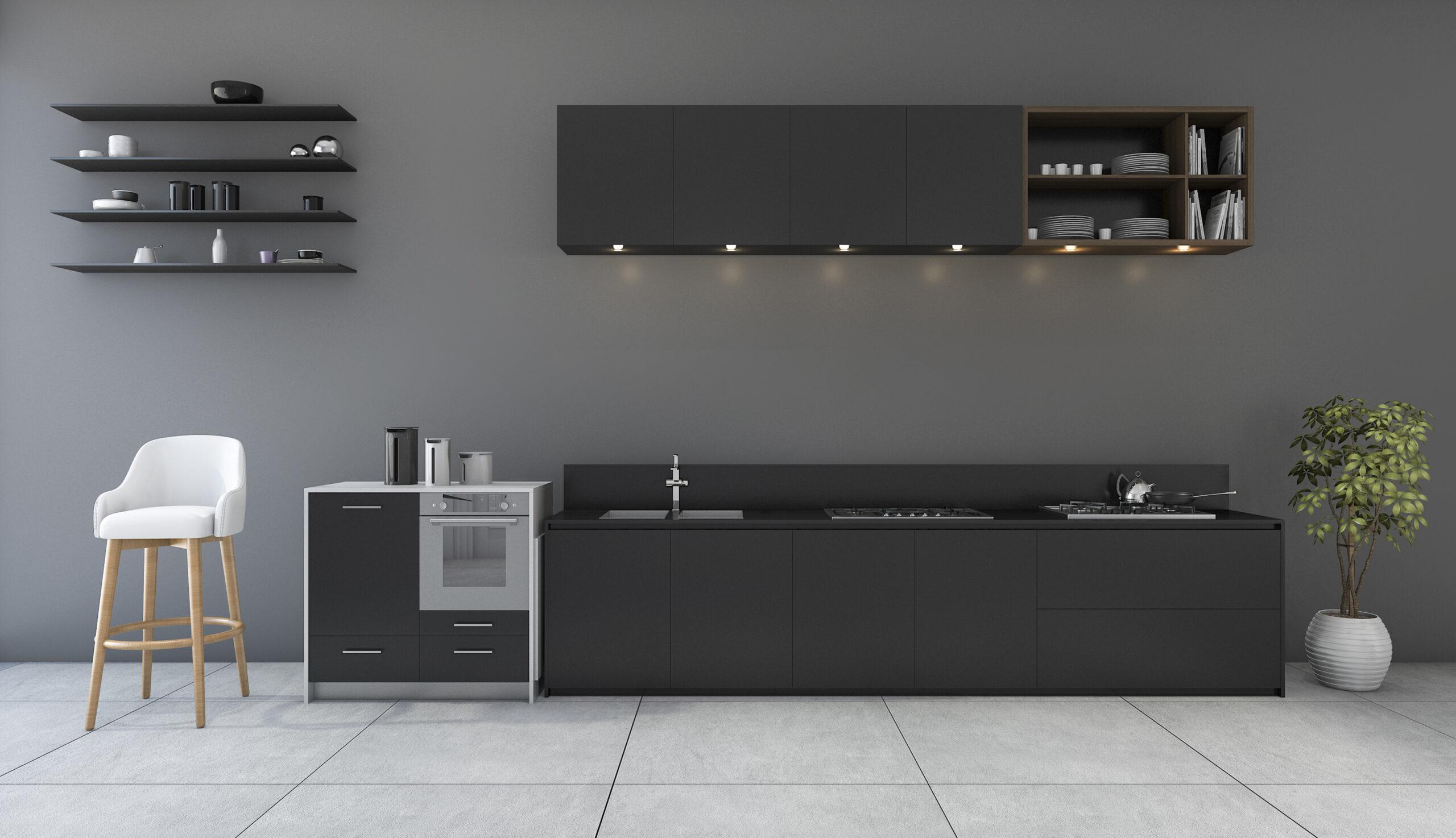 3d-rendering-black-kitchen-with-minimal-design-room