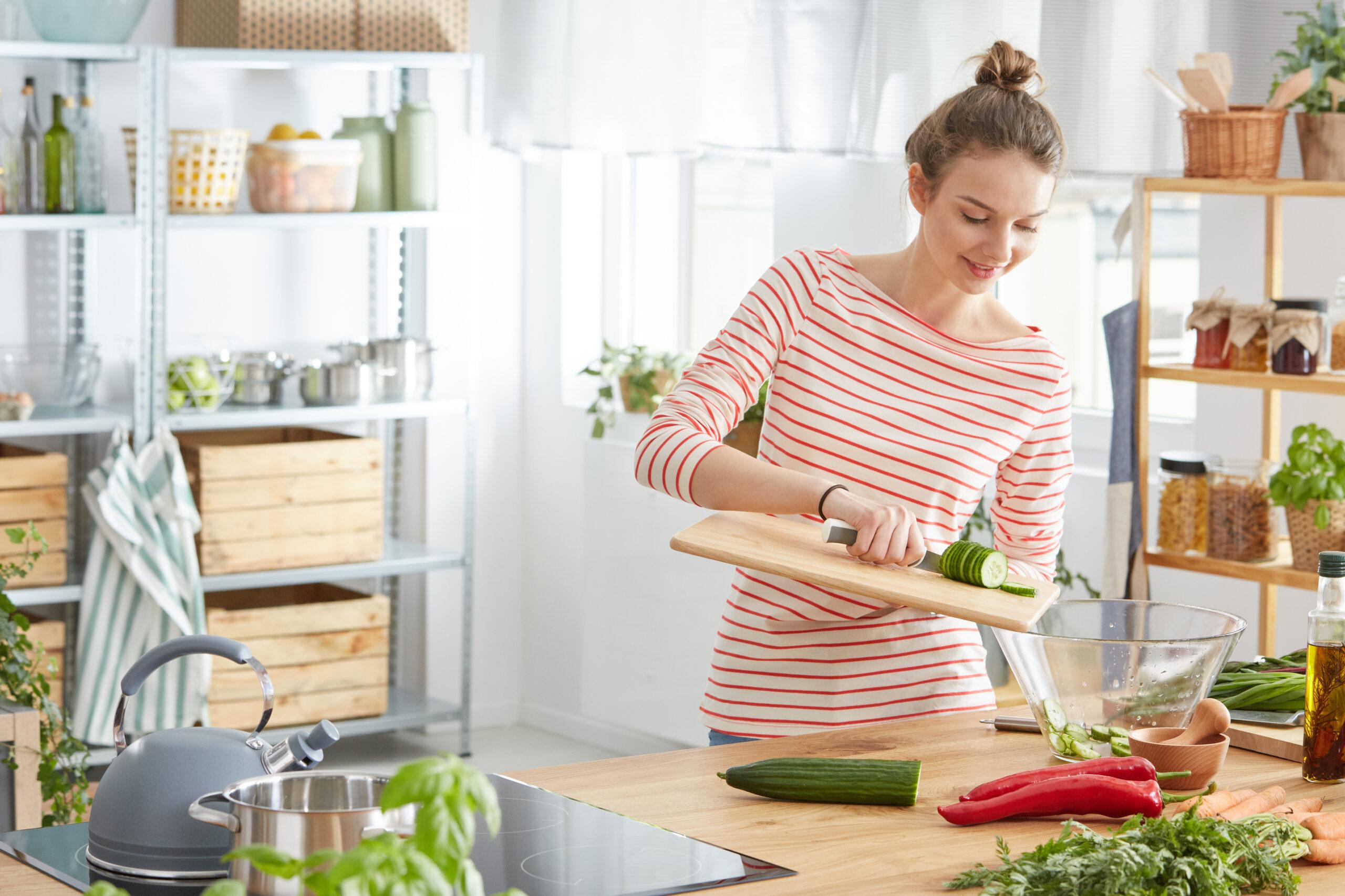 Perché cucinare fa bene all'umore
